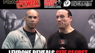Video Kevin Levrone Talks About a Serious Comeback at FIBO 2015 download MP3, 3GP, MP4, WEBM, AVI, FLV Agustus 2018