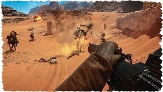 Новый официальный трейлер Battlefield 1