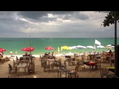 Koh Samui, Lamai beach, July 2012 (Edited Video)
