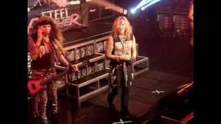 Steel Panther in Amsterdam - Fat Girl & Asian Hooker