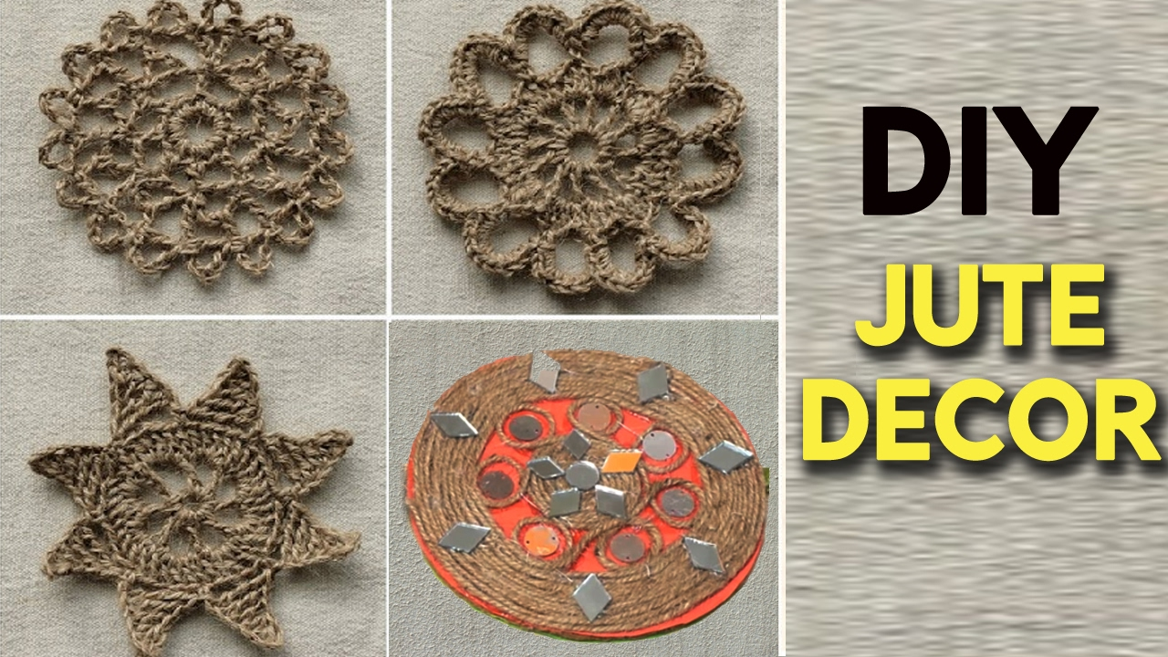 Crafts Made From Burlap - Easy Craft Ideas