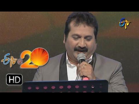 Mano Performance   Lechindi Nidra Lechindi Song in Sattenapalli ETV @ 20 Celebrations