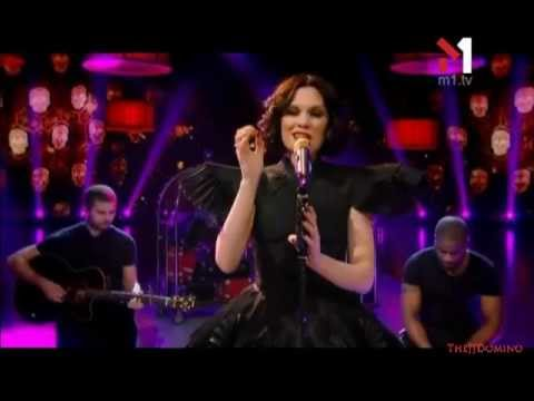 Jessie J Nobody's Perfect Live Elite Model Look 2013 China