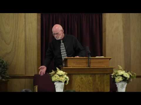 13 Forgetting What Lies Behind - Press On / Philippians 3:3-13 / 04-23-2017 / John Skaggs