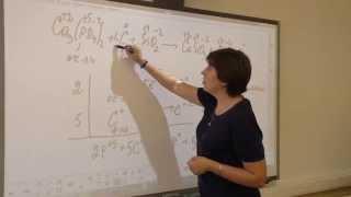Окислительно восстановительные реакции, часть 2 из 4. Уравнивание ОВР методом электронного баланса.