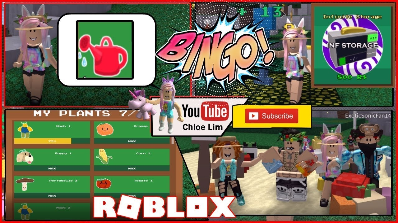 Codes For Flora Frenzy Roblox | Free Robux 300