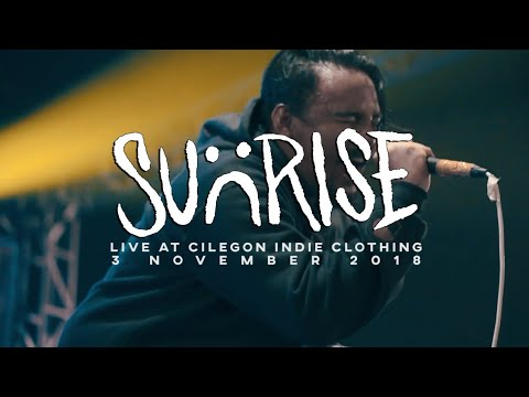 Sunrise - A Story To Tell (Unbreakable) Live at Cilegon Indie Clothing 2018