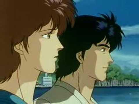 Ryo And Kaori Forever