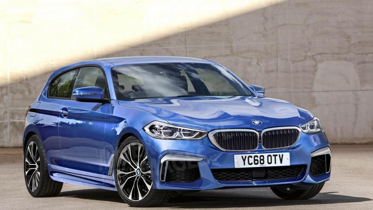 new 2018 bmw 1 series premium hatchback to arrive at the end of next year youtube. Black Bedroom Furniture Sets. Home Design Ideas