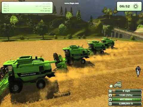 farming simulator 2013 multiplayer
