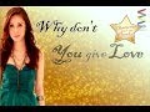 Princess — Give Love On Christmas Day Lyric Video - YouTube