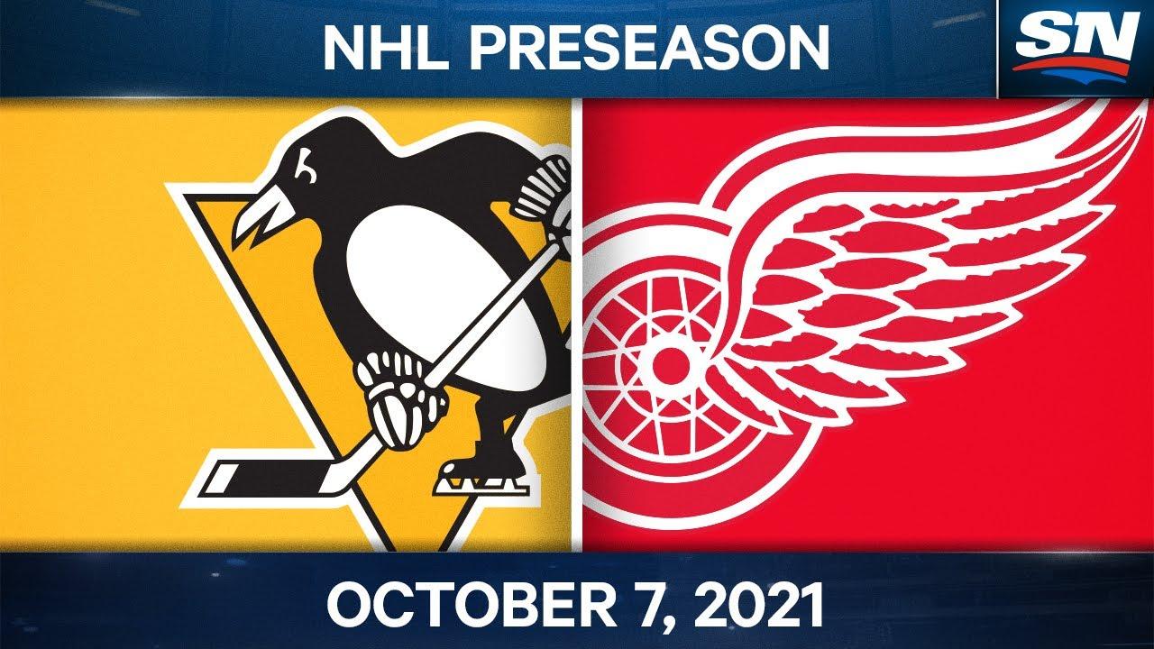 NHL Pre-Season Highlights
