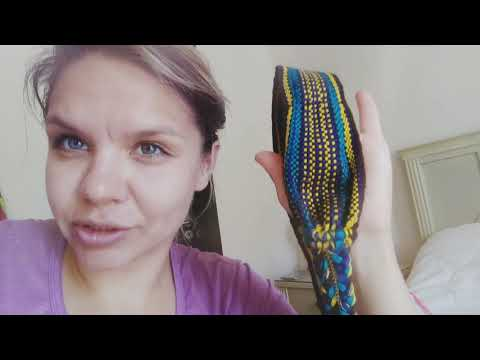 Ткачество на бердо, ручное ткачество - моё хобби 2. Vlog 421