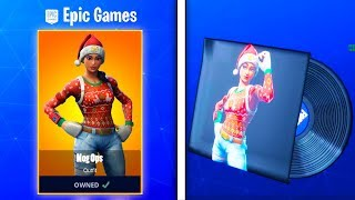 Fortnite CHRISTMAS UPDATE! Christmas Skins COMING BACK? NEW SEASON 7 MUSIC LEAKED Nog Ops RETURNING?