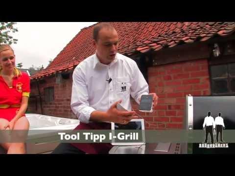 "BBQ Brothers: Das ""perfektere"" Steak & Iphone Ipad Grillthermometer"