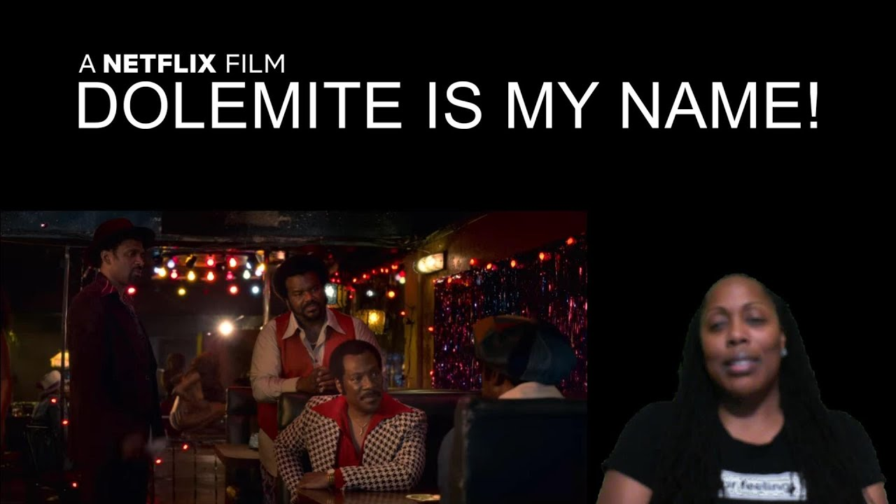 Dolemite Is My Name | Official Trailer | Netflix  (2019) | Reaction