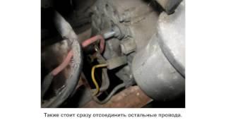 Замена генератора ВАЗ 2121 Нива