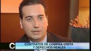"""""""Compra-venta de inmueble y Registro de la Propiedad"""" (Tribunal TV) Colabora: www.abogadosayj.es"""