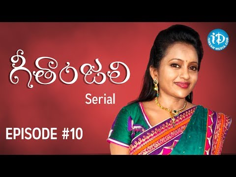 Suma's Geethanjali Serial - Epi #10 | First Telugu Serial Completely Shot In USA - Only On iDream