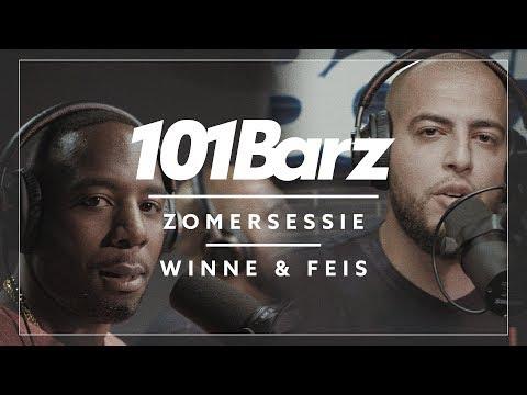 Winne & Feis - Zomersessie 2018 - 101Barz