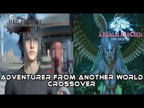 How To Activate Adventurer From Another World - Final Fantasy XV