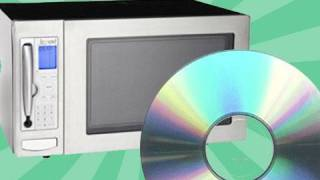 Repair CDs with a Microwave!