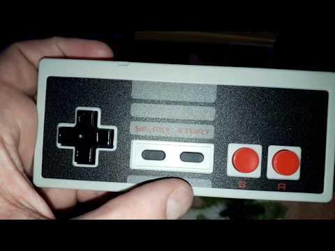 Nintendo Classic Games Mini Bemutató