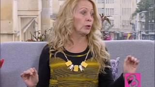 bravíssimo entrevista a myriam de lourdes parte 1