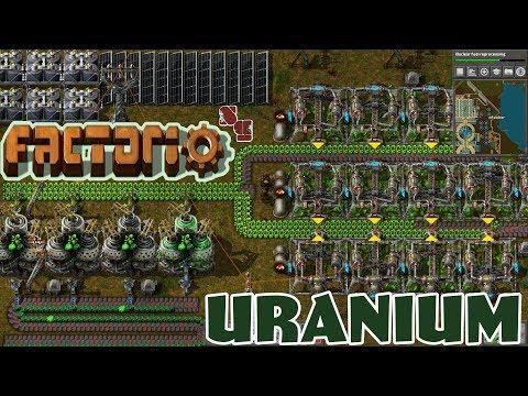 FACTORIO 0.15 | Uranium Experimentation - Episode 34