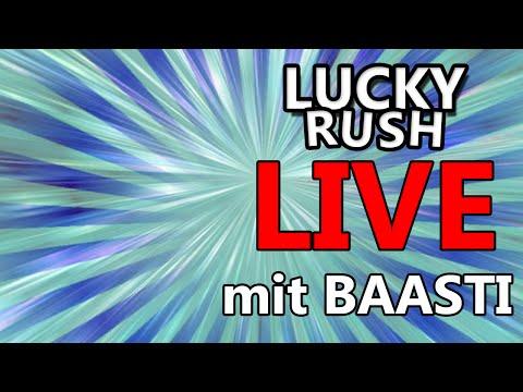 Lucky Rush Live mit BaastiZockt