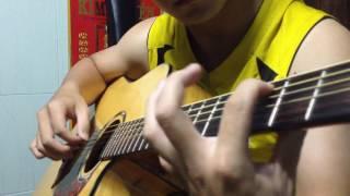 Snowflower guitar Fingerstyle by SMR