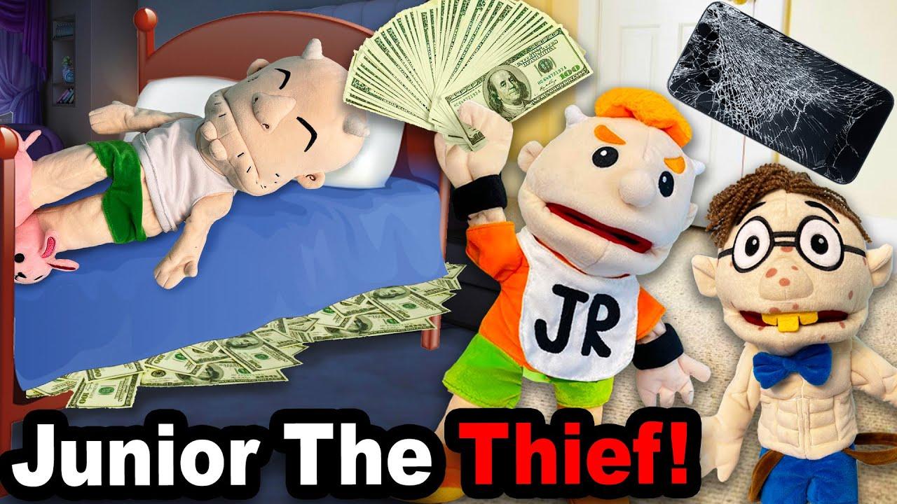 Download SML Movie: Junior The Thief!