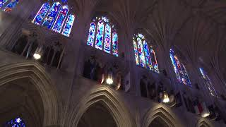 Washington National Cathedral Tolls Bourdon Bell to Mark 400th Anniversary of American Slavery
