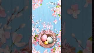 [Samsung Theme-Live Wallpaper]Spring Easter Day screenshot 5