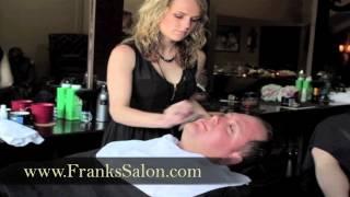 Franks Gentlemen's Salon - Hartanov Groomsmen Party - Downtown Greenville, Sc