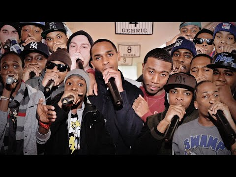 The Garden State Hip-Hop Cypher 2012