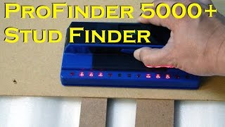 Pro Finder 5000+ Professional Stud Finder(Product Description The Profinder 5000 has innovative stud-sensing technology that instantly finds hidden studs. No sliding is required. This advanced stud ..., 2016-03-26T21:12:22.000Z)