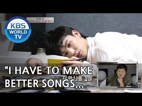 """JB """"I Have To Make Better Songs..""""[Hyena On The Keyboard/ 2018.05.02]"""