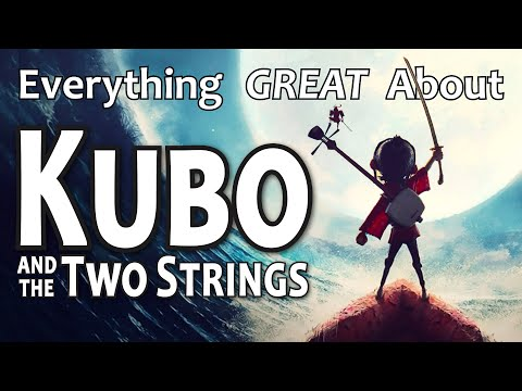 Everything GREAT About Kubo And The Two Strings!
