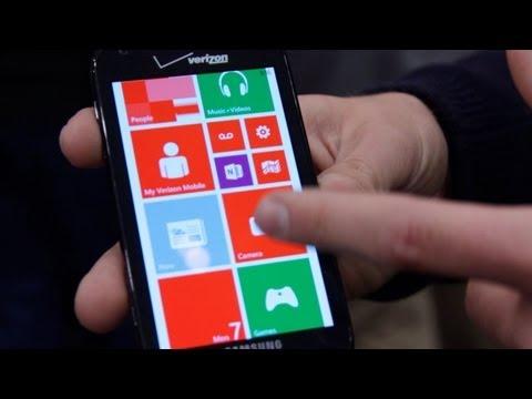 Samsung ATIV Odyssey Hands On - CES 2013