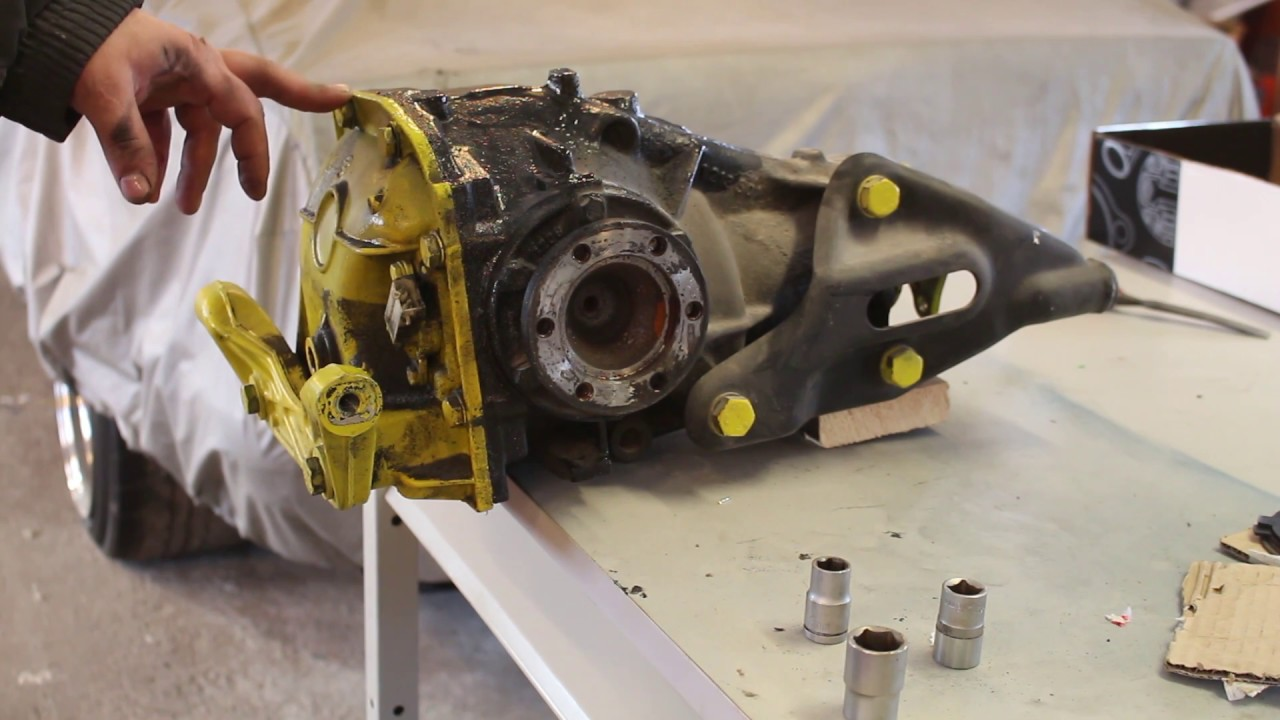 how to refurbish bmw limited slip differential (lsd) youtube bmw e30 engine  diagram 327e