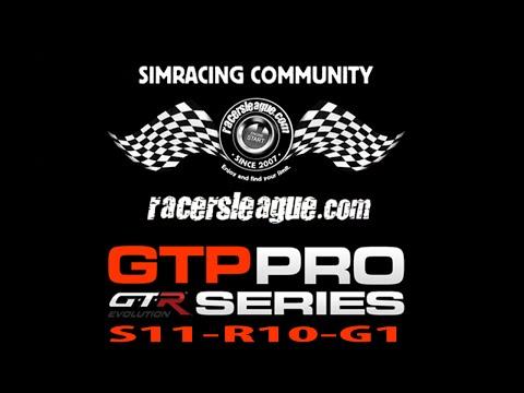 G1 Lauf 10:Racersleague GTP Pro Series S11 Dubai