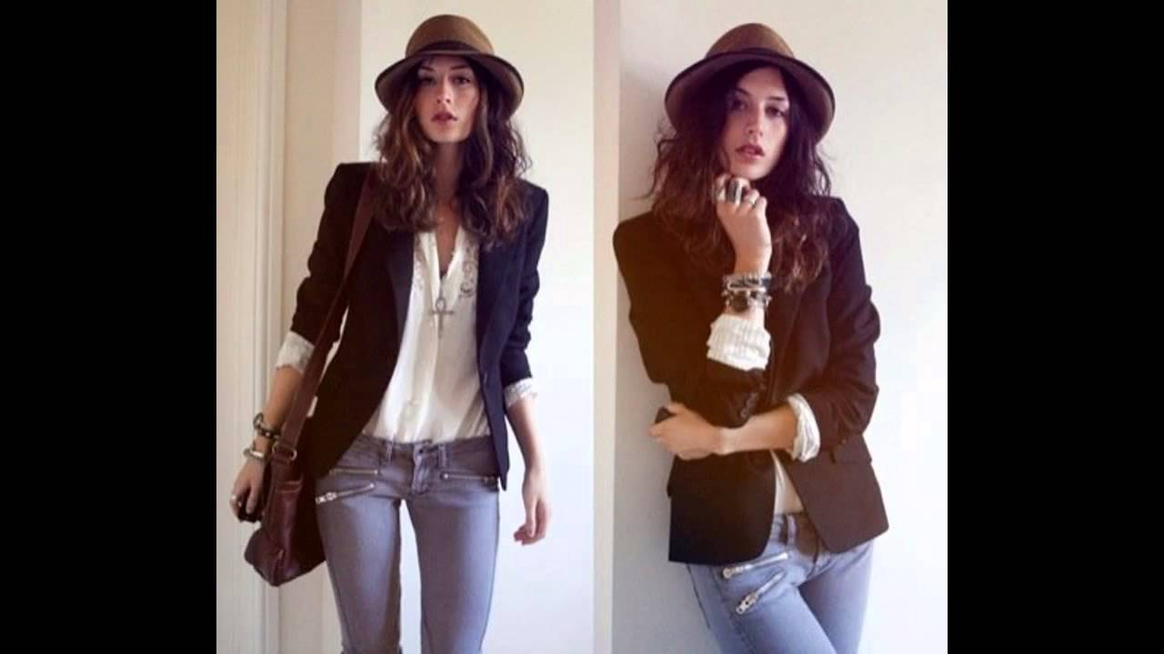 Outfits casuales con jeans juveniles