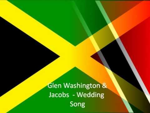 Glen Washington & Trini Jacobs  - Wedding Song