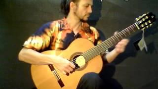 ALHAMBRA IBERIA Ziricote Classical guitar demo