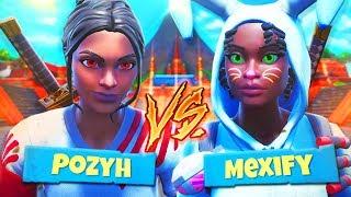 MEXIFY vs POZYH! 🔥   Fortnite Battle Royale