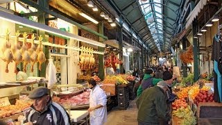 Selanik Modiano Market, Yunanistan | yoldaolmak.com