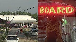 Самолёт-ресторан в Индии: регистрация, досмотр, посадка, а потом еда