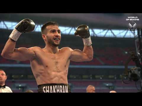 Шахрам Гиясов нокаутировал Хулио Лагуну | Полный бой HD | Мир бокса