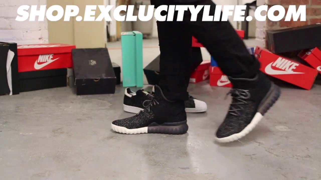 Adidas Tubular X Review: Broke Man's Yeezy Eckington School